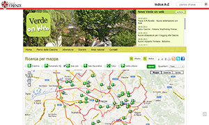 Verde On Web Il Portale Green Del Comune Di Firenze